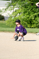 Amato's Flames Girls T-Ball