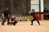 North Union LadyCats Softball vs Alder 2018